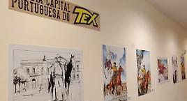 Una mostra permanente per Tex