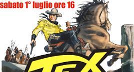 Il texone presentato a Terni