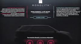 Vuoi guidare una Monolith? Ora puoi!