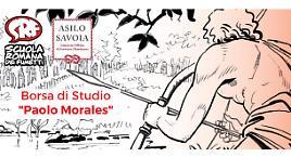 """Borsa di studio """"Paolo Morales"""""""