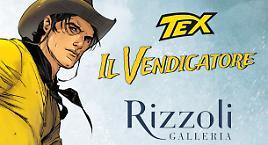 Tex il vendicatore a Milano!