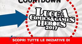 Countdown per Lucca Comics & Games 2017!