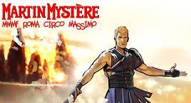 Martin Mystère al Circo Massimo