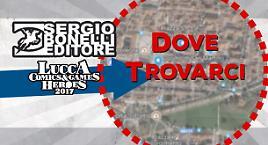 I nostri stand a Lucca!