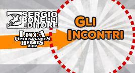 Tutti gli incontri di Lucca 2017!