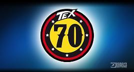 Settant'anni di Tex: svelato il logo!