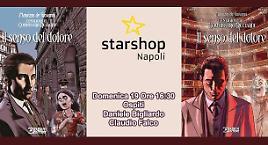 Gli autori di Ricciardi allo Star Shop di Napoli
