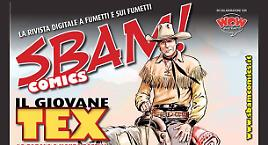 Sbam! Comics 36 è online