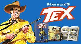 Tex: settant'anni di un mito!
