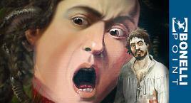 Caravaggio al cinema, con Sergio Bonelli Editore!