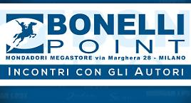 Bonelli Point: il calendario degli incontri con gli autori!