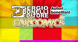 Autori bonelliani a Cartoomics 2018
