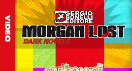 Morgan Lost Dark Novels a Cartoomics 2018!