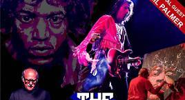 Giancarlo Berardi incontra Jimi Hendrix!