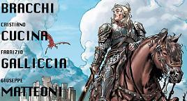 Dragonero ad Antani Comics