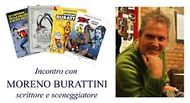 Moreno Burattini ad Acquaviva