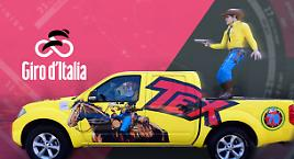 Tex al Giro d'Italia: ultime tappe!