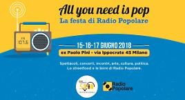 Cani sciolti a Radio Popolare!