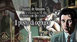 Maurizio de Giovanni al MANN