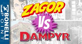 Zagor e Dampyr al Bonelli Point!