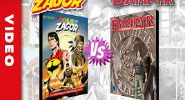 L'incontro con Zagor e Dampyr