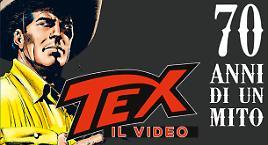 Il video della mostra di Tex