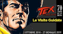 Il progetto didattico della mostra di Tex