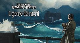 Maurizio de Giovanni a Lucca!
