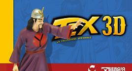 Tex 3D: Yama!
