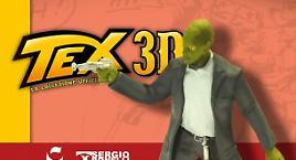 Tex 3D: L'Alieno!