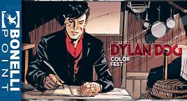 Dylan Dog Color Fest al Bonelli Point!