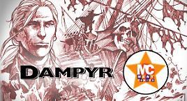 Dampyr a Voghera con Simone Delladio!