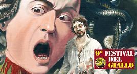 Il Caravaggio di Casertano al Festival del Giallo di Pistoia!