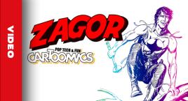 L'incontro di Zagor a Cartoomics 2019!