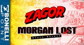 Zagor e Morgan Lost al Bonelli Point!