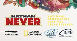 Nathan Never al Festival delle Scienze!