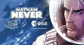 Nathan Never nello spazio!