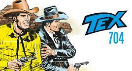I problemi di Tex n.704