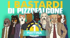 I Bastardi di Pizzofalcone a Unomattina Estate!