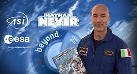 Nathan Never goes Beyond!
