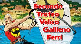 "Zagor: II° trofeo velico ""Gallieno Ferri"""