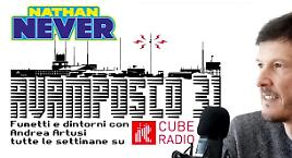 Nathan Never in radio