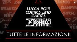 Appuntamento a Lucca Comics 2019!