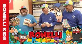Cos'è il gioco di carte dei Bonelli Kids?