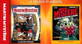 Alfredo presenta Martin e Castelli presenta Mystère...