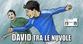 David tra le Nuvole