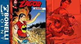 Le Origini di Zagor al Bonelli Point!