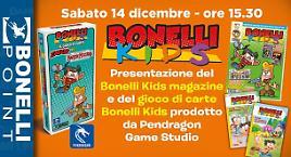 I Bonelli Kids al Bonelli Point!