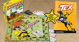 Il Monopoly di Tex con la Gazzetta dello Sport!