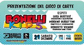 I Bonelli Kids a Varese